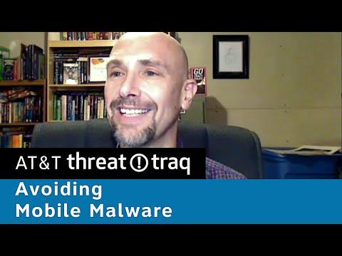 Avoiding Mobile Malware | AT&T ThreatTraq Bits
