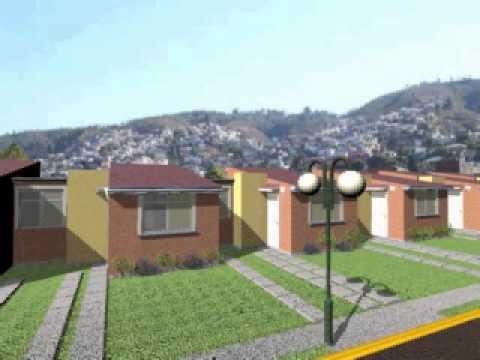 Recorrido virtual casas de interes social youtube for Casas modernas recorrido virtual