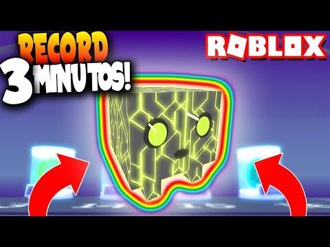 ¡Me REGALAN la RAINBOW CORE SHOCK y bato RECORD! - Roblox: Pet Simulator
