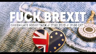 The United Kingdom has left the European Union, but we will continue fighting for our social and environmental rights! Together with our Young Greens from England and Wales, Scotland and Ireland we talk about the factors that led to Brexit, the struggles young people face, and how to continue fighting for our rights both in the UK and in Europe. Together we shout Fuck Brexit!