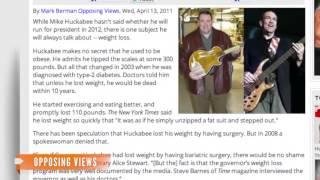 Chris Christie Undergoes Weight Loss Surgery