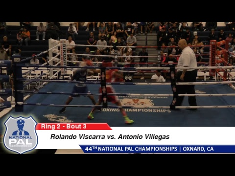 Oxnard PAL Boxing Ring 2 Live Stream - Day 3 (9/20/18 ...