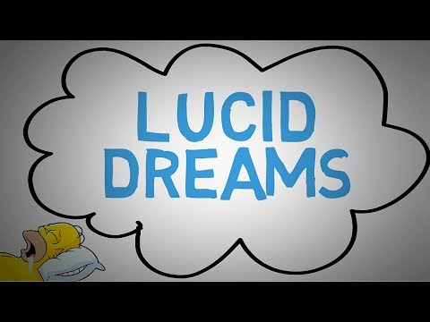 Lucid Dreams for Beginners - How to Lucid Dream Tonight (animated)