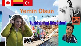 Yabancılara Yemin Olsun - Ezhel & Ufo361- Şok Tepkiler ! Strangers REACT to Turkish rap!.mp3