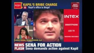 Kapil Sharma's Tweets On BMC Corruption Sparks Political War