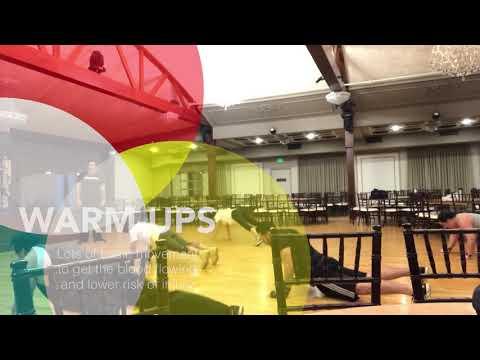 Krav Maga Level 1 Classes with Christopher Sean