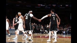 """Brooklyn Nets 2017-2018 """"Last Breath"""" Hype Video"""