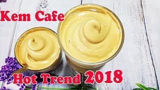 ✅Cách làm Kem Cafe(Cafe Bọt) Hot Trend 2018 độc đáo hấp dẫn không cần máy | Món Ngon Gia Đình