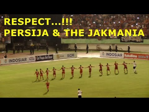 RESPECT! KEDEKATAN PERSIJA JAKARTA & THE JAKMANIA [SEMIFINAL PIALA PRESIDEN 2018]