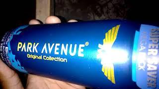 Park Avenue Cool Blue Fragrance Body Spray Honest Review