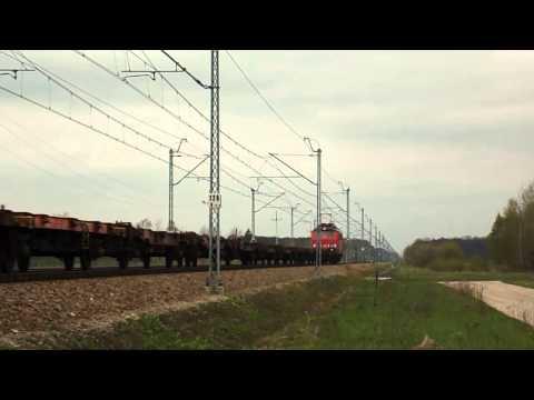 3E/1-042 DB Schenker Rail Polska RP1 + mały efekt Dopplera !!!