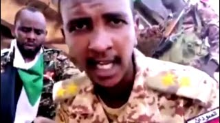 Troops JOIN Protesters In Sudan