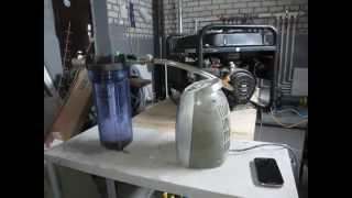 Работа ДВС на парах бензина