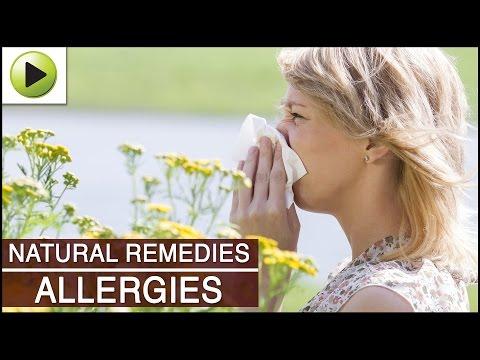 Skin Care – Allergies – Natural Ayurvedic Home Remedies