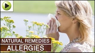 Skin Care - Allergies - Natural Ayurvedic Home Remedies
