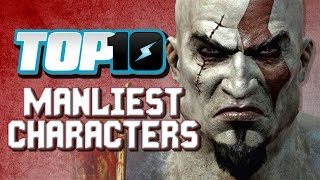 Top 10 Manliest Characters thumbnail