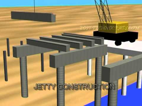 Jetty Construction Mpeg2video