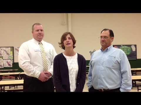Modern Woodmen Insurance Donates $2500 To Dandridge Elementary School PTO