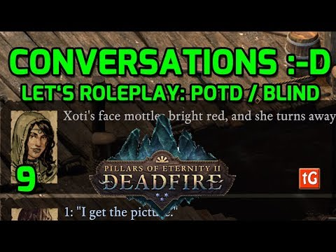 Cash + Conversation (Path of the Damned Let's Roleplay Pillars of Eternity 2: Deadfire) #9 |