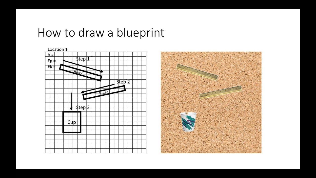 how to draw a blueprint youtube - How Do You Make Blueprints