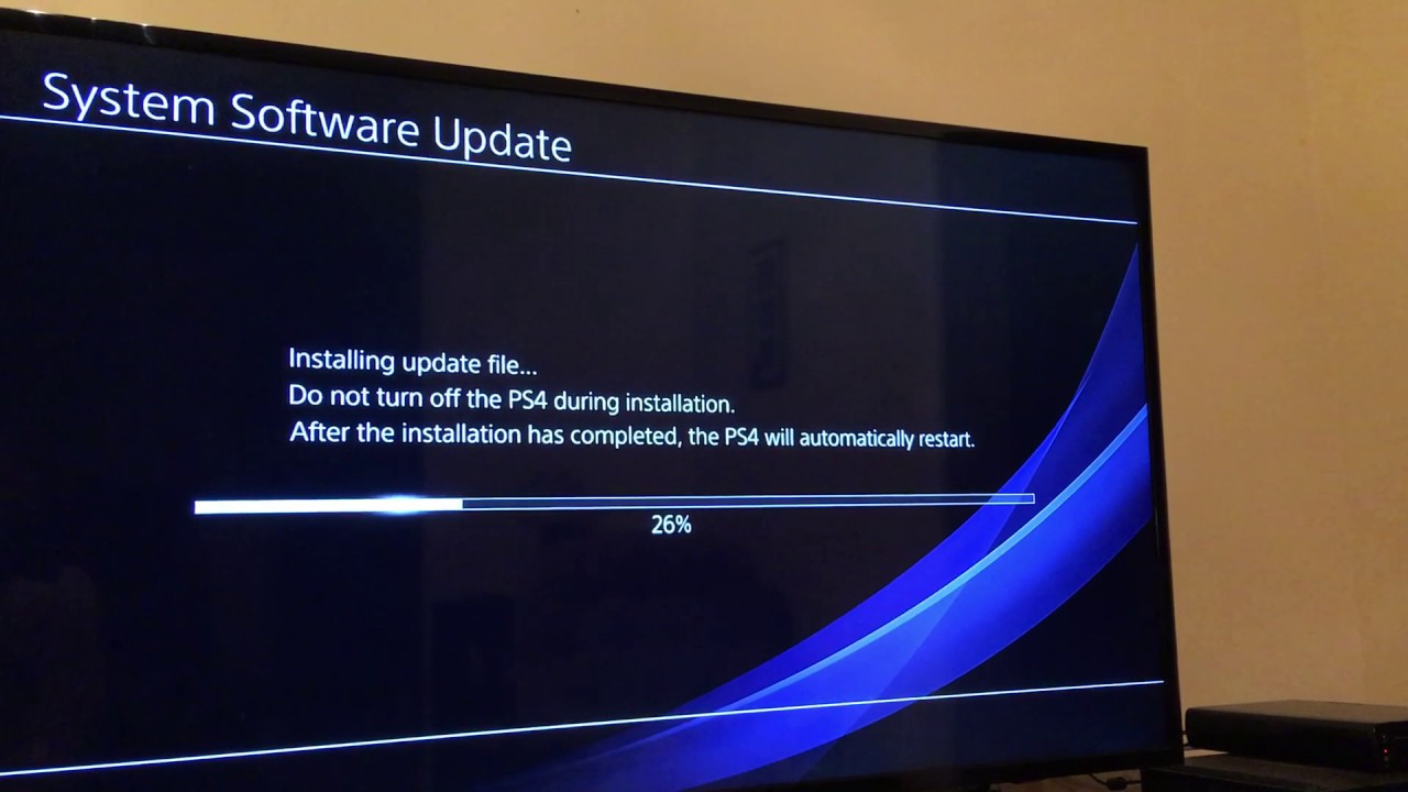 Ps4 Will Not Restart After Reinstall And Updates Youtube