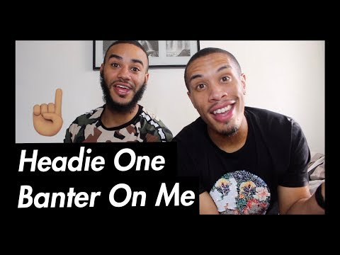 Headie One - Banter On Me (Prod By Zeph Ellis) | Link Up TV - (REACTION)