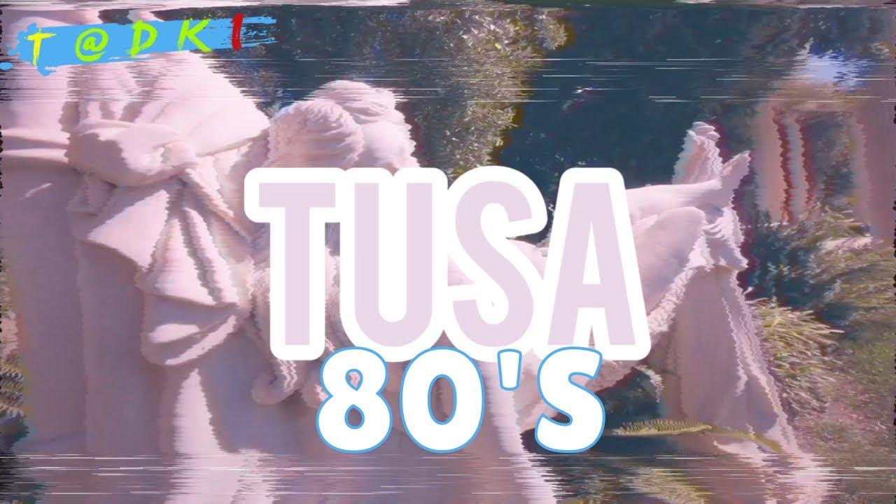 KAROL G, Nicki Minaj - Tusa (80's versión) versión extendida