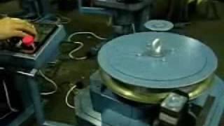 Гибочный станок  УГС-6/1(Электромеханический станок предназначенный для гибки металлических труб и сортового проката методом..., 2009-09-21T09:32:49.000Z)