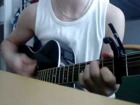 Down to the river to pray - Guitar Cover - YouTube