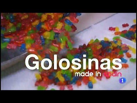 79-Fabricando Made in Spain - Golosinas