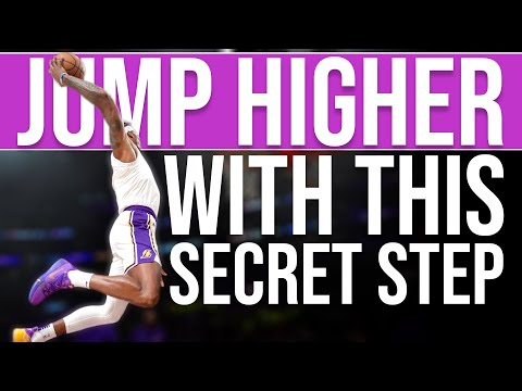 EXPLODE Your Vertical Jump-JUMP HIGHER INSTANTLY!