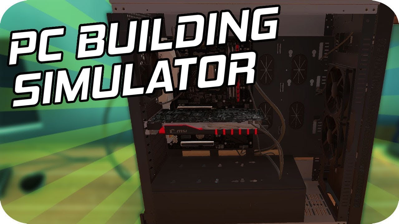 How To Properly Diagnose A Pc Pc Building Simulator Gameplay Youtube