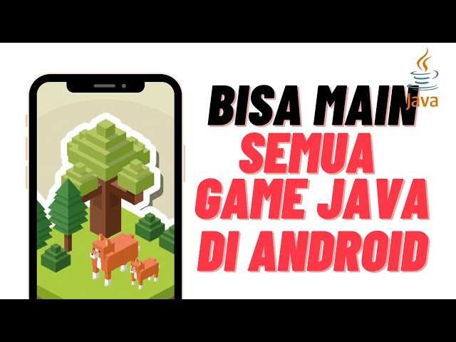 Nostalgia Game Nokia! Cara Main Semua Game Java di Android