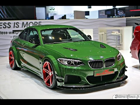 BMW Mi AC Schnitzer ACL LOUD Sound YouTube - Bmw ac schnitzer