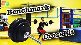 видео Кроссфит для начинающих: программа тренировок и упражнения