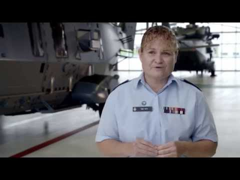Women in the NZDF – Beyond the Uniform: TRAINING