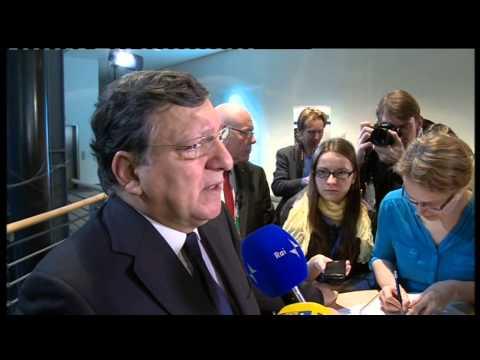 Ukraine: remarks by President Barroso