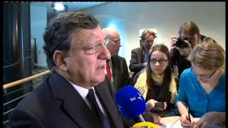 Ukraine: remarks by President Barroso