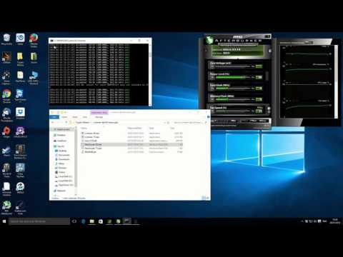 New DJM34 CCminer For Neoscrypt / Feathercoin Is Awesome