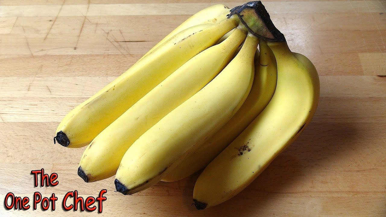 Quick Tips Making Bananas Last Longer One Pot Chef