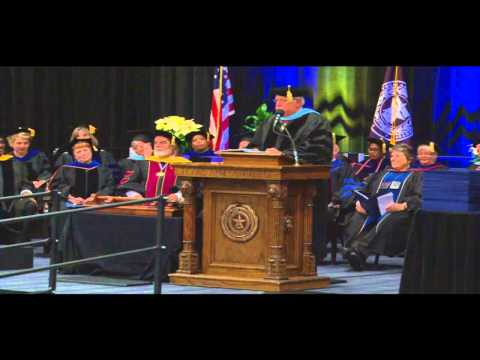 Fall 2013 Graduate Commencement Ceremony, Texas A&M University - Commerce