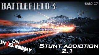 Battlefield 3 - Helikopter Stunts (Elke Kaart) - Stunt verslaving 2.1 door taso27