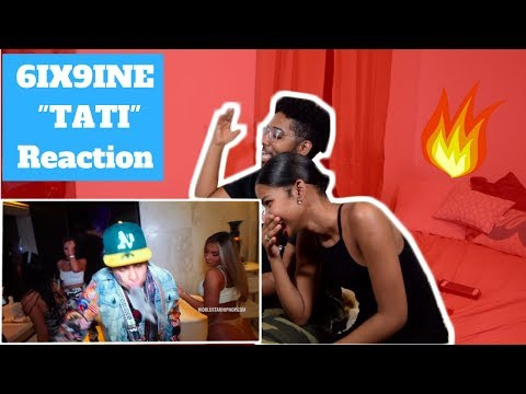 "6IX9INE ""Tati"" Feat. DJ SpinKing (WSHH Exclusive - Official Music Video) Reaction"