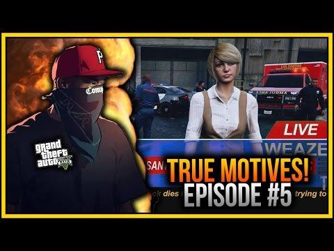 GTA 5 Online - True Motives Episode 5: Snakes (GTA 5 Online TV Series)