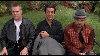 Встреча с полицией — «Младенец на прогулке, или Ползком от гангстеров» (1994) сцена 5/10 HD