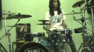 The Zone - Ochie Arroysi (drum Cover).wmv