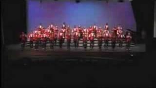 "Manchester High School ""Capital Swing"" 2004 Dancin"