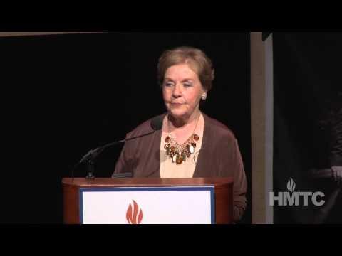 Survivor Testimony: Surviving BergenBelsen: Marion Blumenthal Lazan