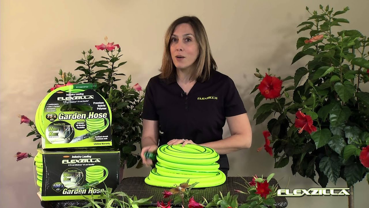 Flexzilla Garden Hose YouTube