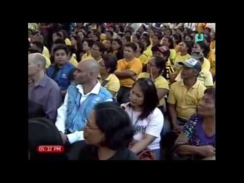 (Part 2/3 - Loon, Bohol) EDSA 28: Kapit-Bisig Tungo sa Pagbabago - PTV Coverage [Feb. 24, 2014]